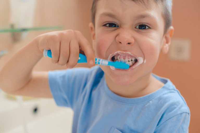 Dental Caries in Children