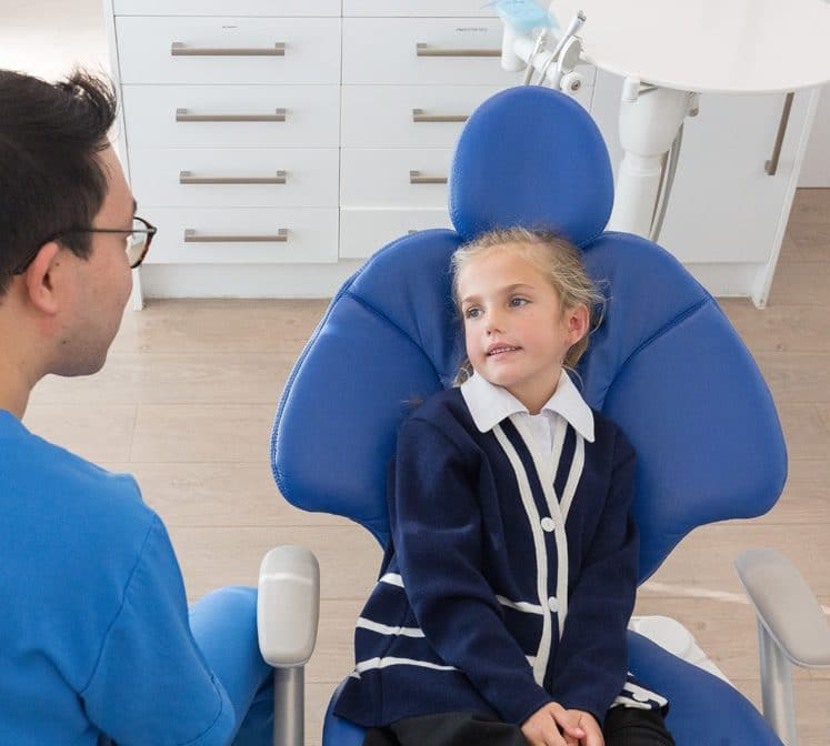 Gentle Dental Care for Children