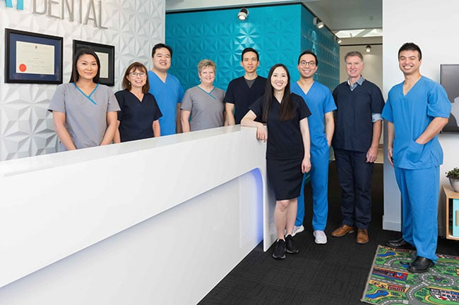 The team at Pathway Dentists
