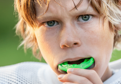 dental promotions - free mouthguard